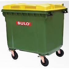 1100 Litre 4 Wheel Bins
