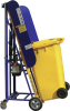Rugged Wheelie Bin Lifter Hand Pump 100