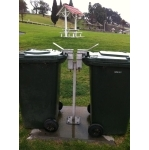 Double Bin Stand