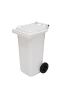 240 LTR New Translucent Food Grade Wheelie Bin